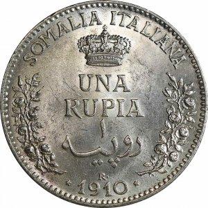 Monete dei Savoia, Colonia Somala, ...