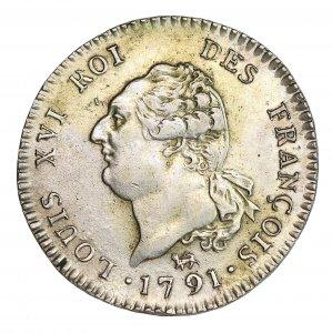 Luigi XVI (1774-1793) - 30 Sols ...