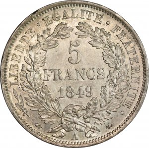 Francia, Seconda Repubblica ...